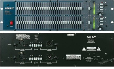 LỌC EQ EQUALIZER ASHLY 3102
